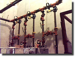Universal excells at all plumbing tasks: new construction, repair & replacement.