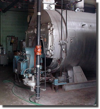 Universal specialized in boiler repair and maintenance.